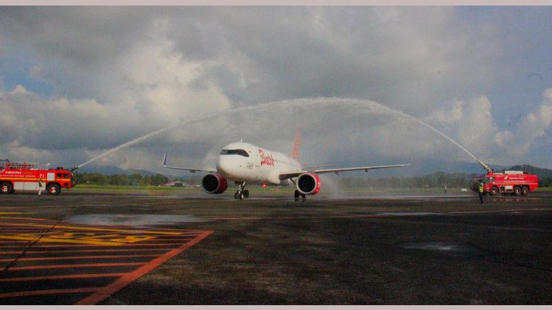 Resmi Beroperasi, Batik Air Buka Rute Penerbangan Manado-Makassar