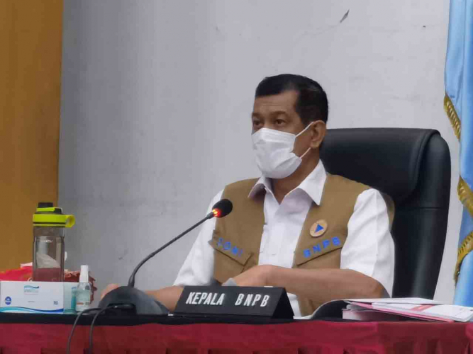 Kasus Di Daerah Bertambah, Ketua Satgas Covid-19 Minta Reaktivasi Posko