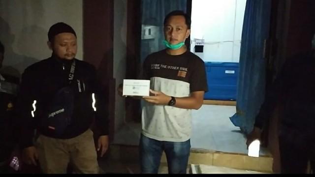 2.131 Dosis Vaksin Sinovac dan Logistik Tiba Di Aceh Tamiang