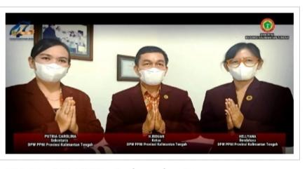 Perawat Tangguh, Indonesia Bebas COVID-19, Masyarakat Sehat