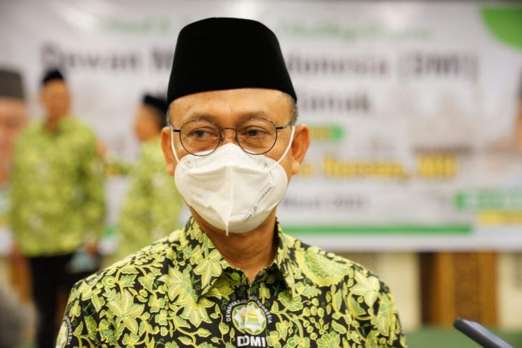 Izinkan Gelar Salat Tarawih di Masjid Pontianak, Wali Kota Edi: Tekankan Prokes