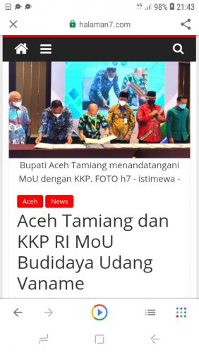 https://halaman7.com/2021/04/aceh-tamiang-dan-kkp-ri-mou-budidaya-udang-vaname/