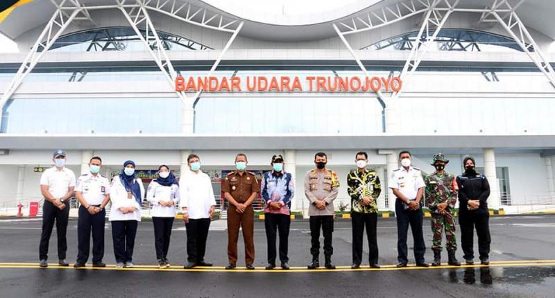 Pemerintah Programkan Padat Karya Bagi Warga Sekitar Bandara