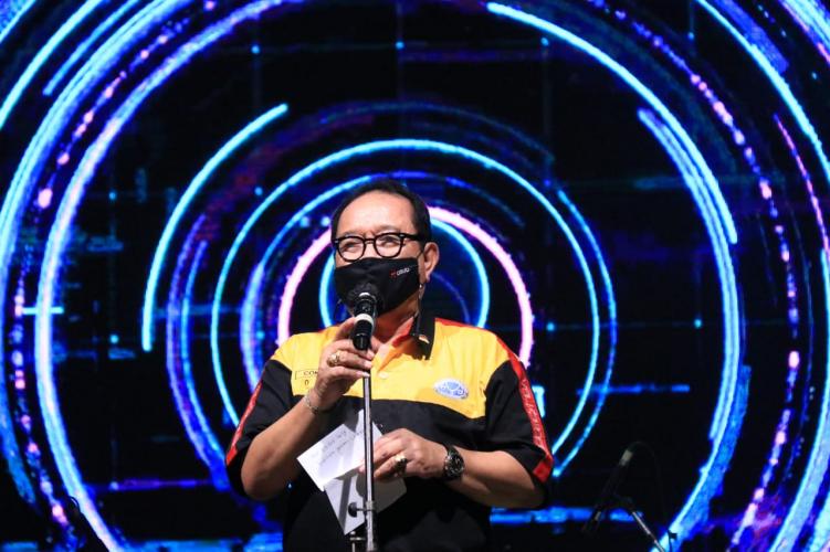 Wagub Cok Ace Puji Ketangguhan Pelaku UMKM Bali di Tengah Pandemi