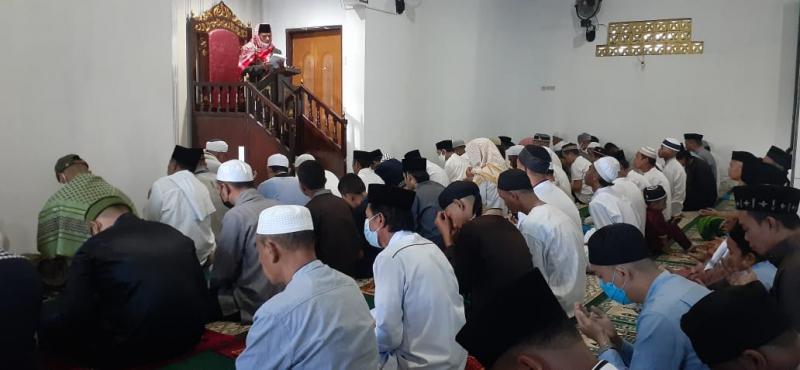 Diperketat Protokol Kesehatan saat Shalat Idul Fitri