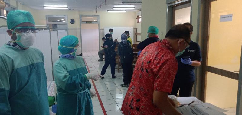 Pekerja Migran Indonesia Jadi Perhatian Khusus Satgas Covid-19