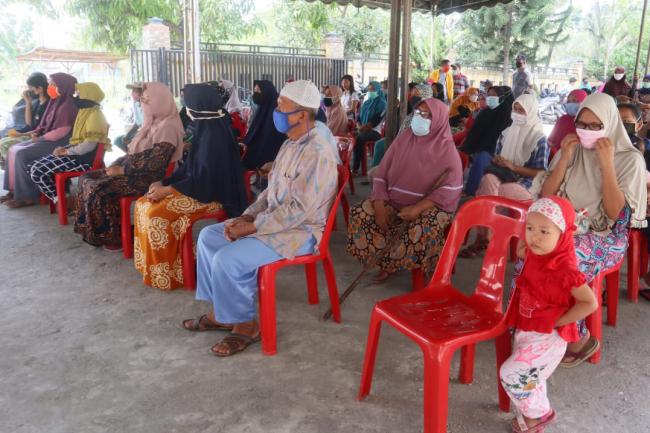 HMI Apresiasi Bantuan HKBP Distrik 31 untuk Warga Muslim