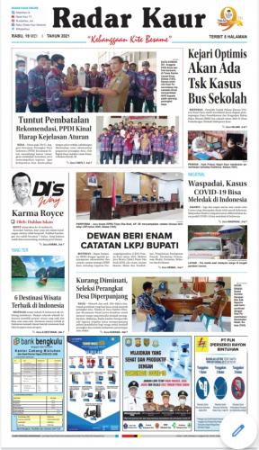 Waspadai, Kasus COVID-19 Bisa Meledak di Indonesia