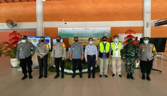 Antisipasi Penyebaran Covid-19, Bandara Ngurah Rai Pastikan Kelancaran Operasional Peniadaan Mudik Idul Fitri 2021