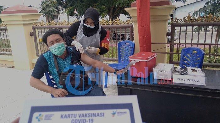 Polda Sulteng Sediakan 20 Ribu Dosis Vaksin Covid-19 Gratis untuk Warga Kota Palu
