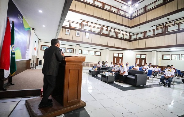 Wakil Walikota Khawatir Kasus Covid-19 Naik, BOR Jadi Jadi 79,9 Persen