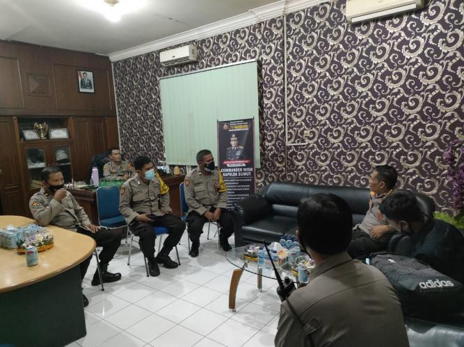 Divisi Humas Polri Sosialisasi Bhabinkamtibmas Tanggap Informasi Covid-19