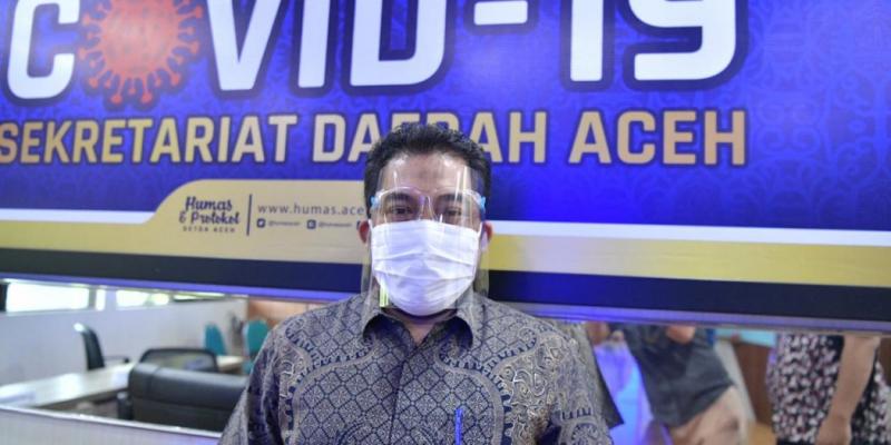 Pemerintah Aceh Perpanjang PPKM Mikro Mulai 1-14 Juni 2021