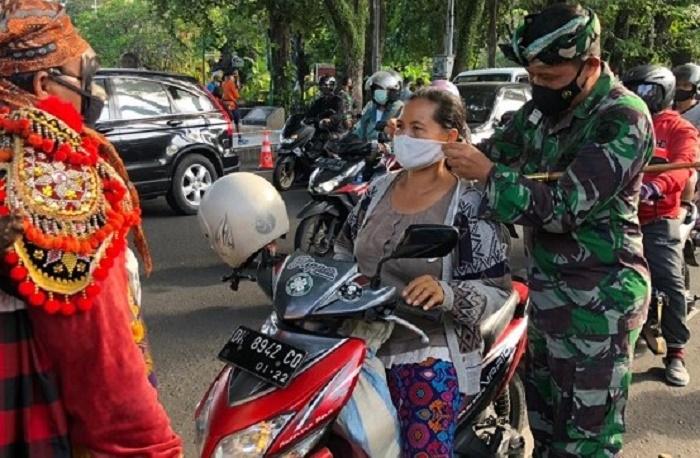 Masyarakat Makin Sadar Prokes Sambut Pembukaan Pariwisata Bali