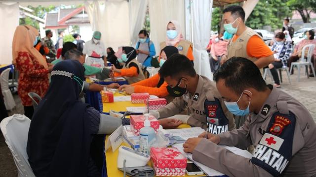 Pemerintah Kota Palu Gelar Festival Vaksin