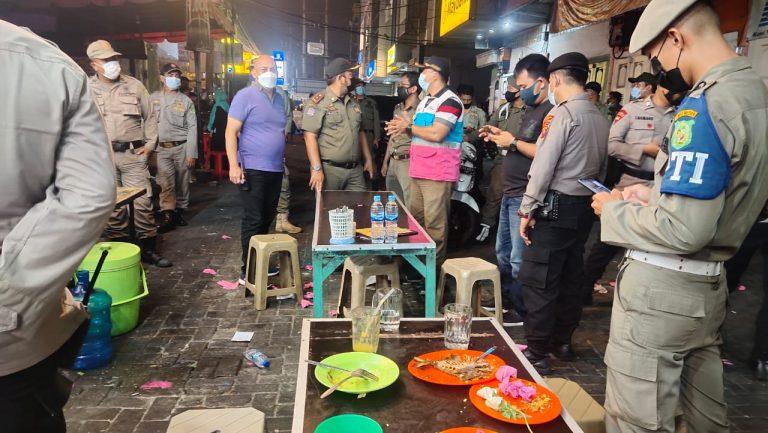 Pengawasan PPKM Mikro Terus Dilakukan Satgas Covid-19 Kota Medan