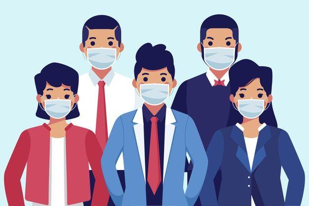 PPKM Mikro Diperpanjang, Aktivitas Kantor di Zona Merah Dibatasi Hanya 25%