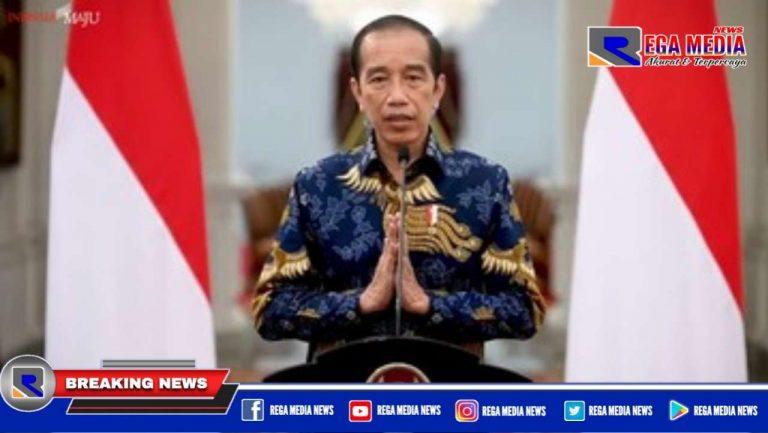Presiden Jokowi Resmi Umumkan PPKM Darurat