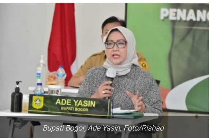 5.352 Warga Kabupaten Bogor Positif Covid 19 Dalam Sepekan