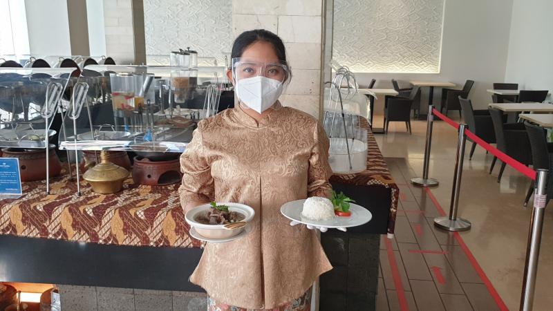 Hotel Santika Cirebon Hadirkan Menu Spesial Penambah Imun