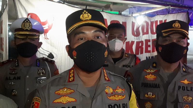 Demi Tekan Penyebaran Covid-19, Kapolresta Cirebon Ajak Semua Pihak Sukseskan PPKM Darurat