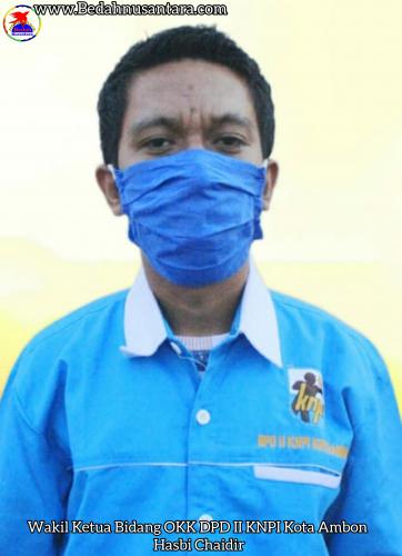 Wakil Ketua Bidang OKK DPD KNPI Kota Ambon Tanggapi Aksi Mahasiswa Tolak PPKM Mikro