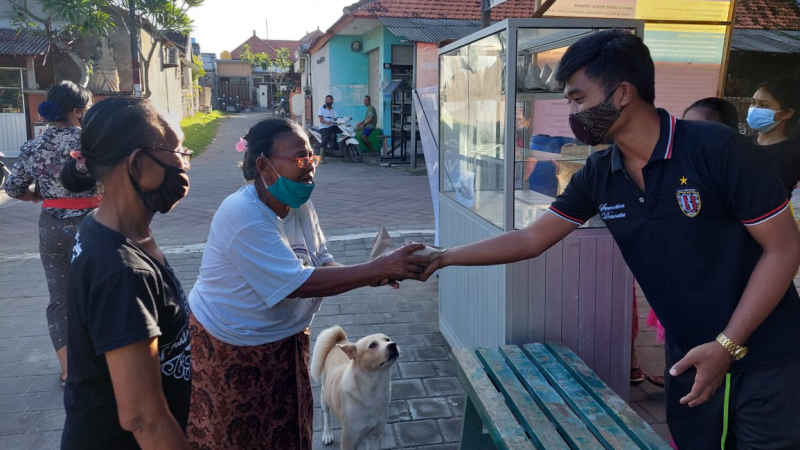 Desa Adat Tengkulung Fokus Jaga Ketahanan Pangan