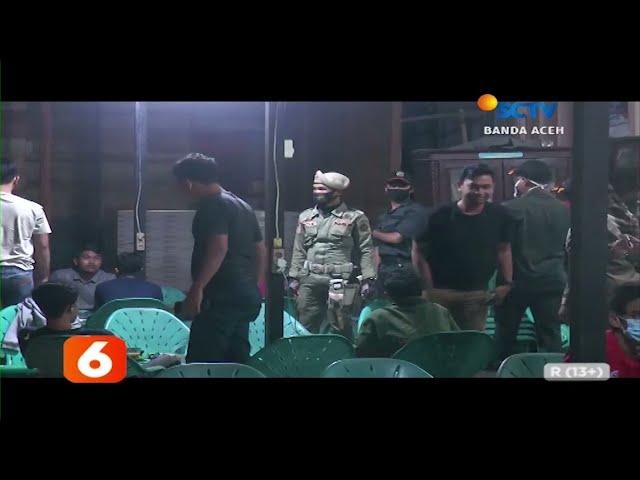 SCTV RAZIA PROKES SAMBIL BAGI SEMBAKO
