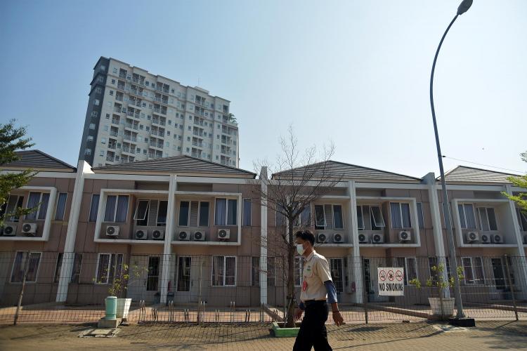 Perumahan Mewah Dijadikan Tempat Isolasi Mandiri