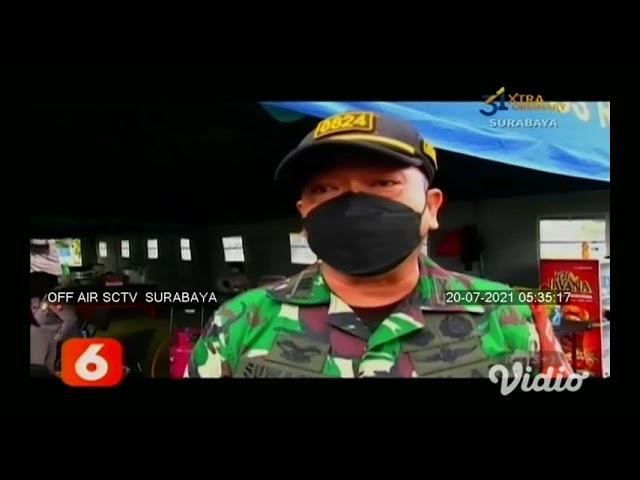 SCTV_Mengintip Kesibukan Relawan di Dapur Umum Khusus Warga Isoman