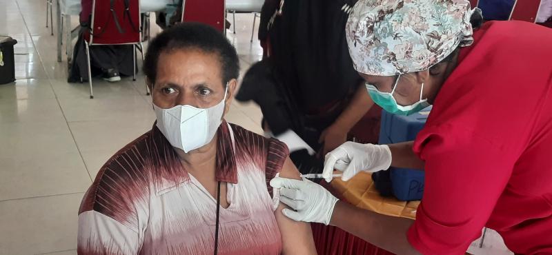Vaksinasi Merdeka Sasar Tempat Ibadah Hingga Persantren