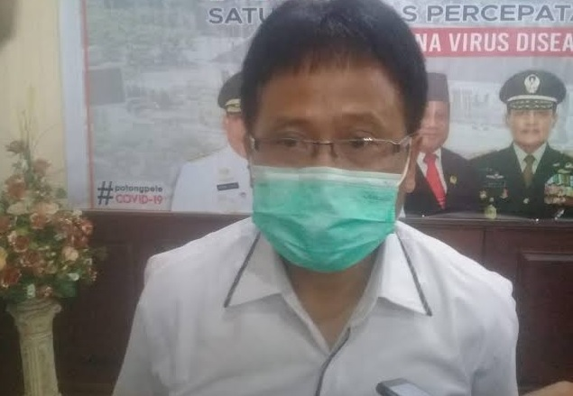Rerung : Vaksinasi Covid-19 untuk Nakes Maluku Capai 95 Persen