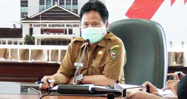 Kasus Aktif Covid-19 di Maluku Tersisa Segini