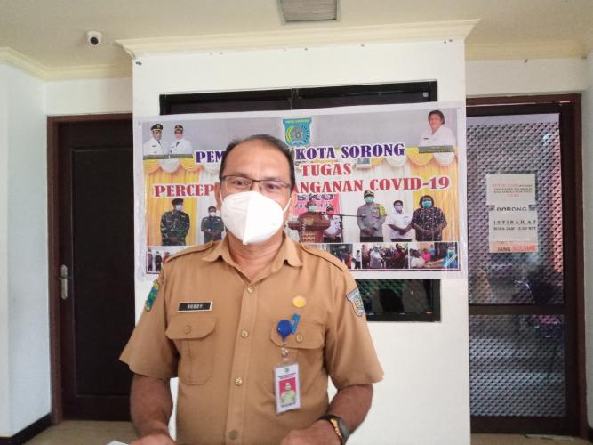 Kota Sorong Turun ke Level 2 Satgas Ajak Tetap Patuhi Prokes
