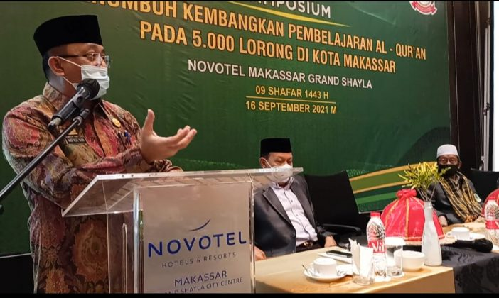 MUI Dukung Pemkot Makassar Gencarkan Pembelajaran Al-Qur'an 5000 Lorong