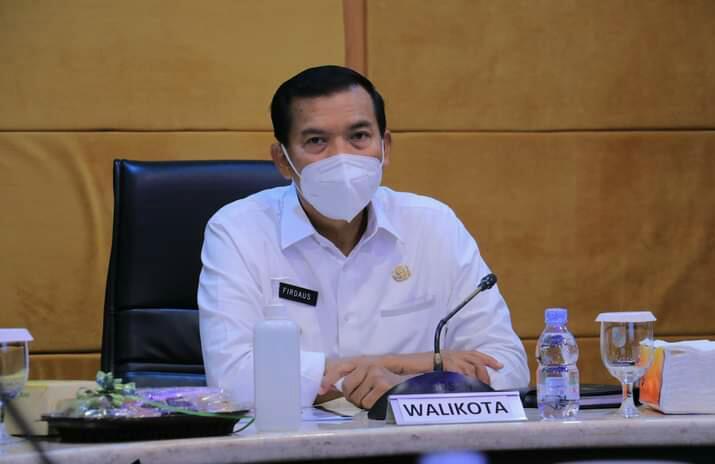 Capaian Vaksinasi di Kota Pekanbaru 45 Persen Dari Target