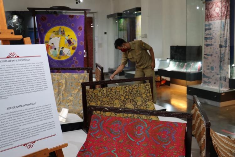 Mulai Buka Kembali, Museum Batik Pekalongan Bergegas Bangkit