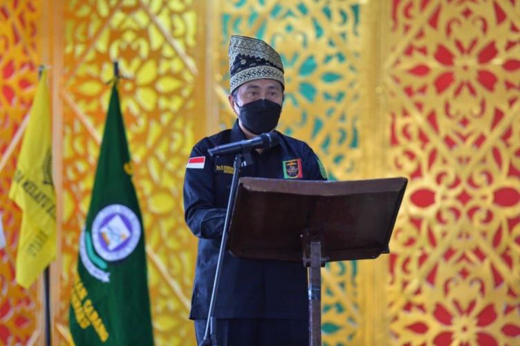 Gubri Imbau Untuk Tetap Membangkitkan Ekonomi Riau