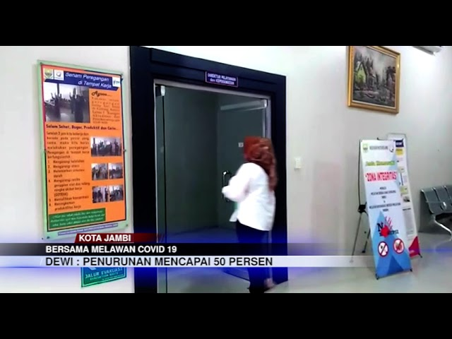 JAMBI TV - 49 TEMPAT TIDUR MASIH TERSEDIA DI RSUD RADEN MATTAHER