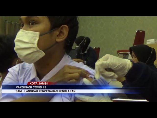 JAMBI TV - PASTIKAN BERJALAN LANCAR,  WAGUB ABDULLAH SANI PANTAU KE LOKASI