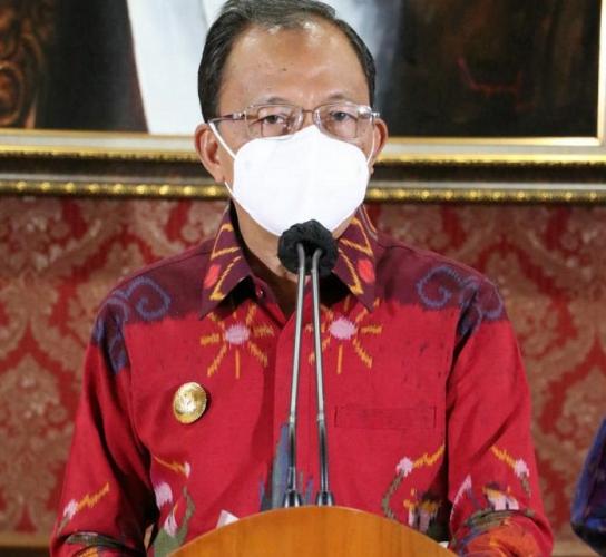 PPKM Turun Level 3, Gubernur Bali Minta Masyarakat Tetap Jaga Prokes