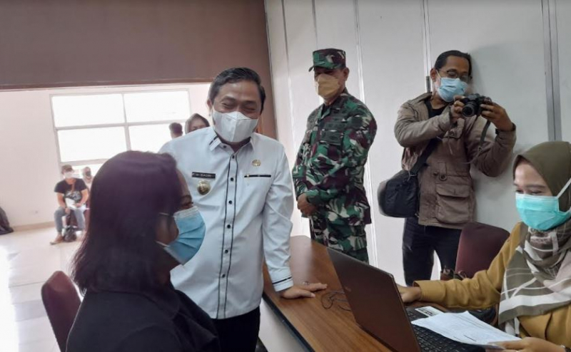 Cerita Petugas KP AIDS Banten Bujuk ODHA Ikuti Vaksin Covid-19