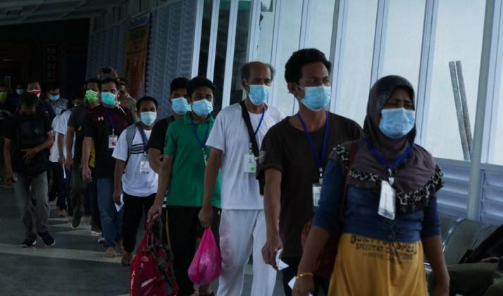 Meski Covid-19 Melandai, Gubernur Tetap Berlakukan Antigen Sebagai Syarat Perjalanan