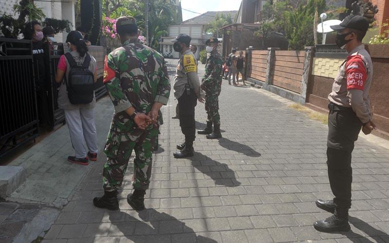 Tim Tracing Desa di Denpasar