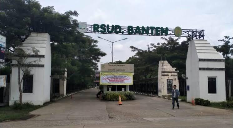 Sejak Sepekan, Kejadian Covid-19 di RSUD Banten Nihil Kasus