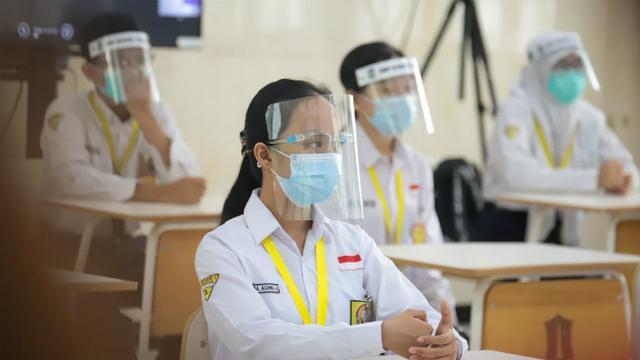 SMPN 2 Ambon Siap Laksanakan PTM