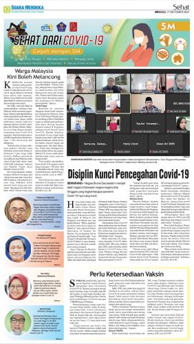 Masyarakat Malaysia Kini Boleh Melancong
