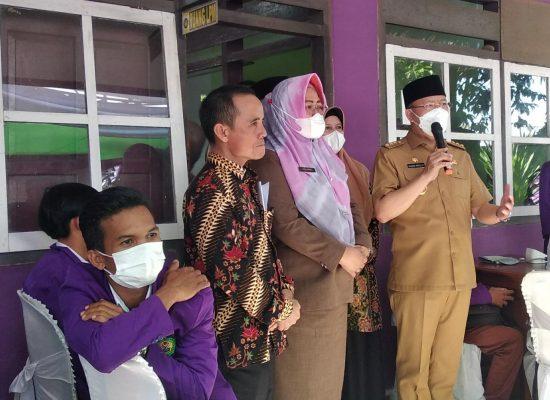 Ketersedian Stok Vaksin Problem Rendahnya Vaksinasi di Bengkulu