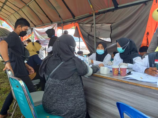 Vaksinasi Rendah Disinyalir Akibat Hoaks