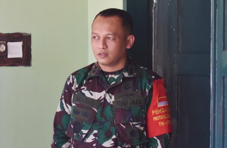 Jelang Pilkades Serentak, Dandim Harap Warga Sudah Divaksin